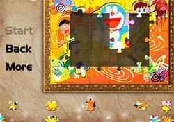 puzzle di Doraemon