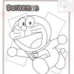 disegni di doraemon