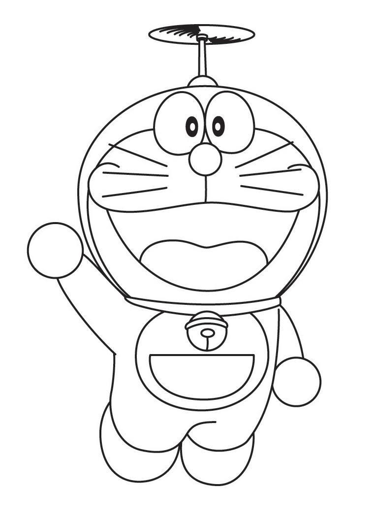 Doraemon disegni da colorare giochi di doraemon for Disegni da colorare doraemon