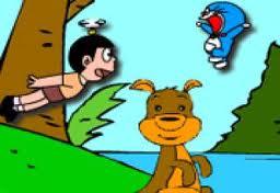 Doraemon memorizza colori