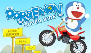 Doraemon Super giro