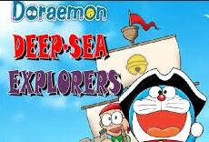 Doraemon esplora il mare profondo