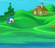 Doraemon svolazzante