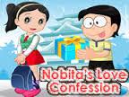 Nobita confessa il suo amore
